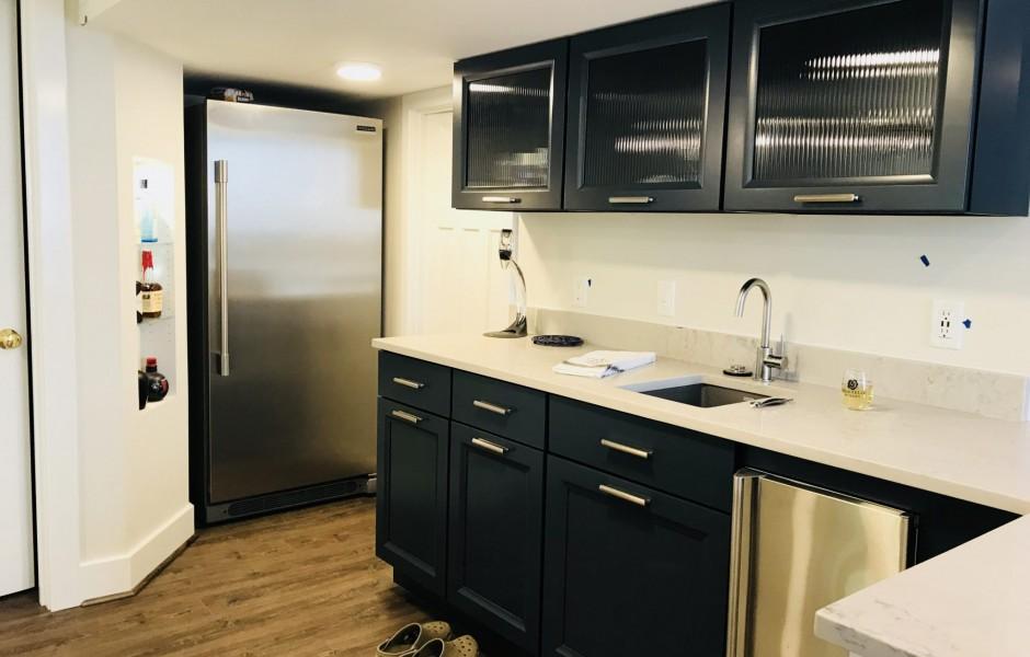 Basement Kitchen Renovation RIGGS Company